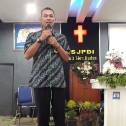 Bawaslu Kudus Sosialisasi Pengawasan bersama Para Pendeta