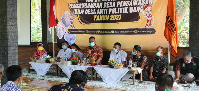 Masyarakat Harus Terlibat dalam Pengawasan Politik Uang (2)