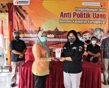 Anti Money Politik 6